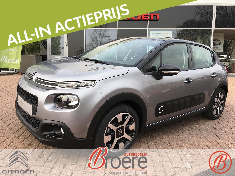 Citroën C3 1.2 puretech 82 s&s business