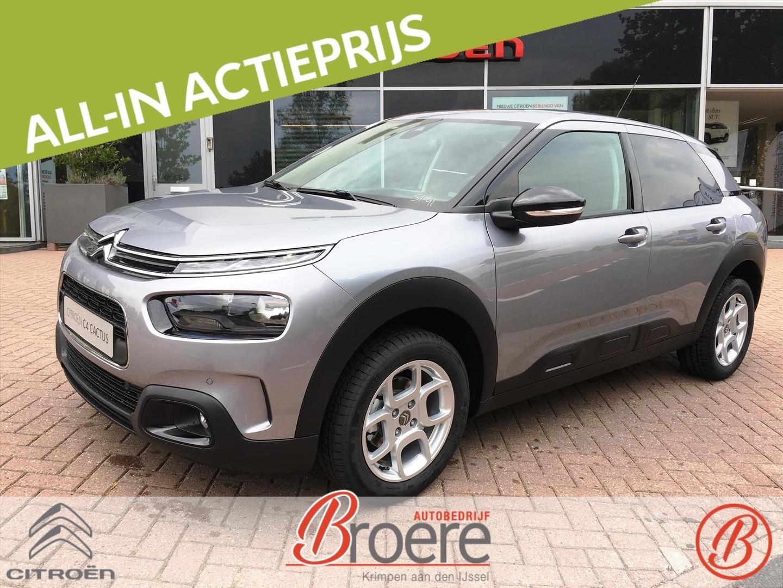 Citroën C4 cactus 1.2 puretech 110 s&s eat6 shine