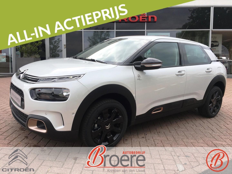 Citroën C4 cactus 1.2 puretech 110 s&s origins