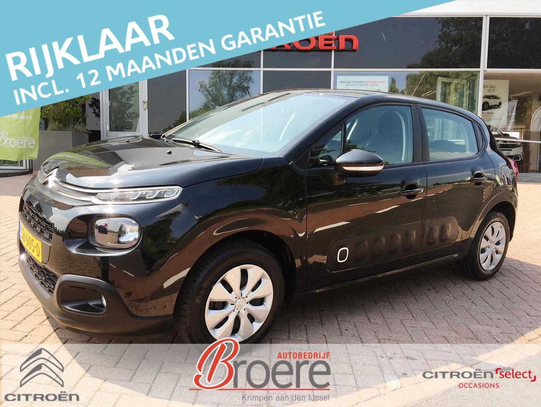 Citroën C3 1.2pt 82pk feel navi pdc