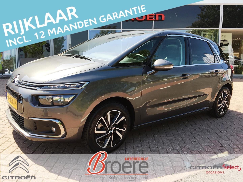 Citroën C4 picasso 165pk automaat shine full option