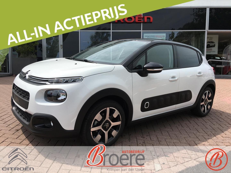 Citroën C3 1.2 puretech 82 s&s shine