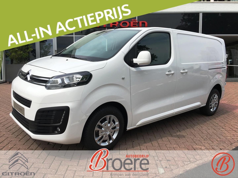 Citroën Jumpy M bluehdi 120 s&s club