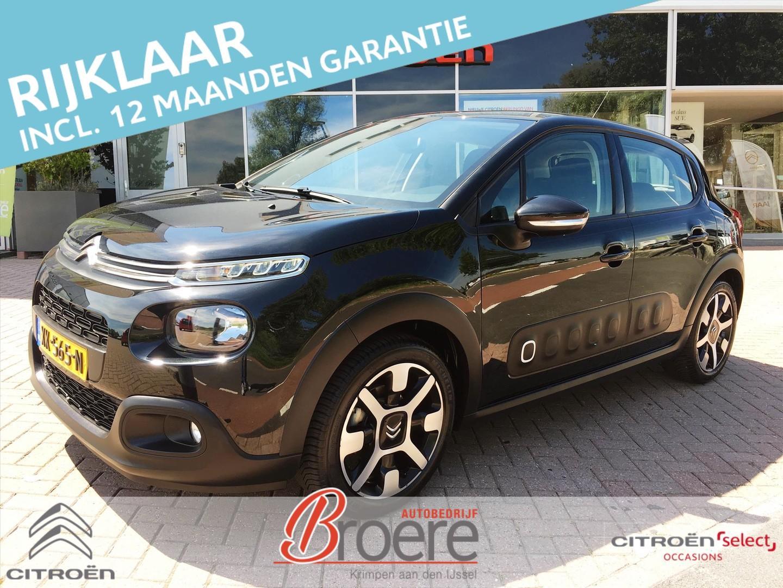 Citroën C3 1.2 puretech 82pk business