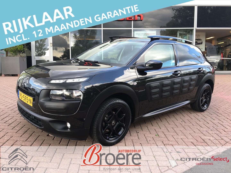 Citroën C4 cactus Puretech 110pk shine