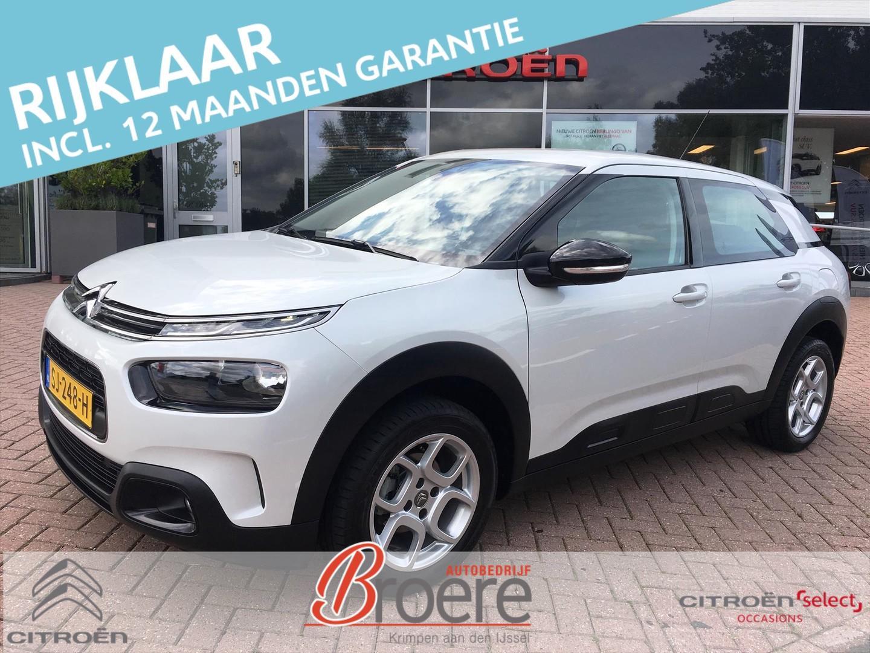 Citroën C4 cactus Puretech 110pk business
