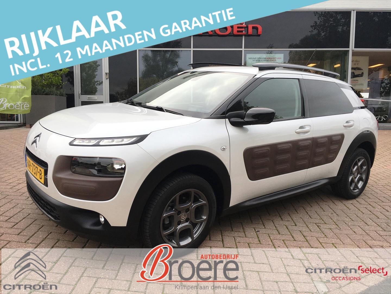 Citroën C4 cactus Vti 82pk automaat shine