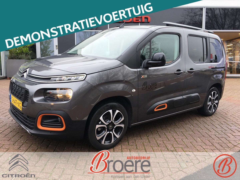 Citroën Berlingo New 1.2 puretech 110 s&s shine pack xtr pack urban