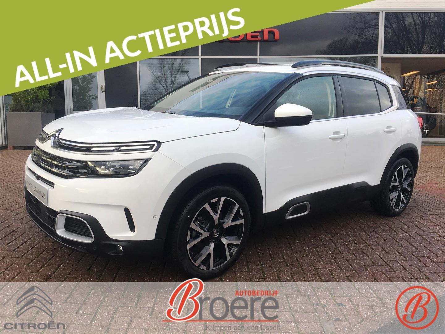 Citroën C5 aircross Puretech 130 s&s business plus