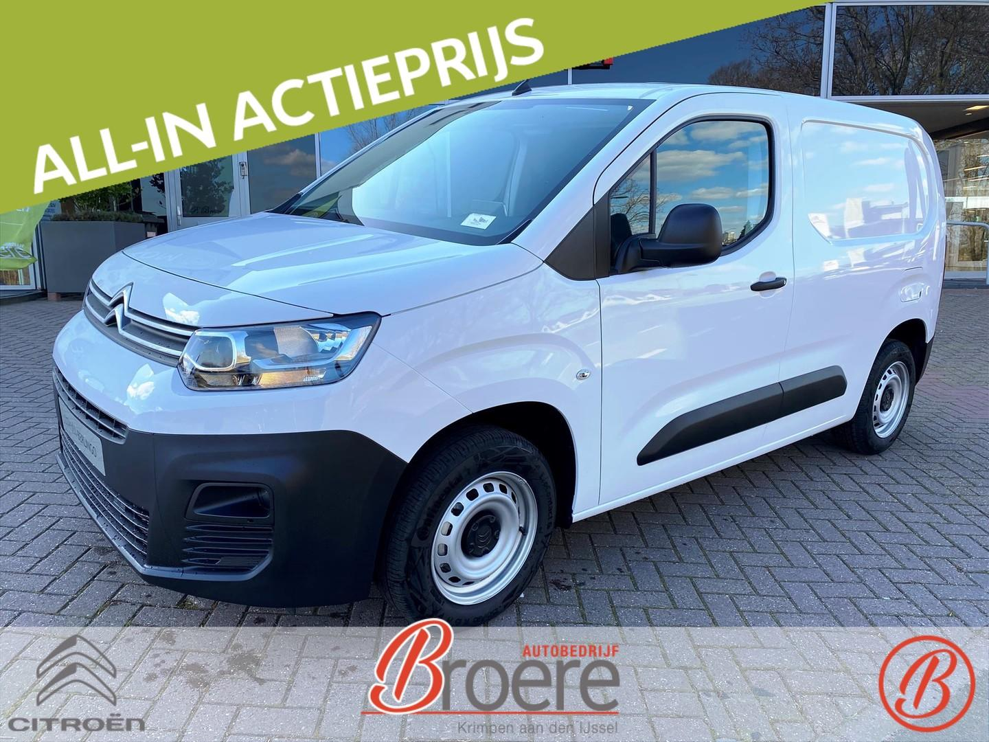Citroën Berlingo Gb 1.5 bluehdi 75pk l1 club