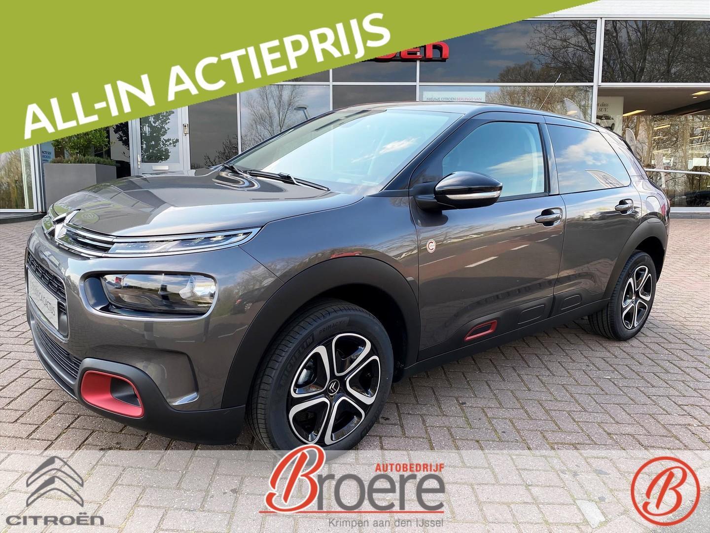 Citroën C4 cactus 1.2 puretech 110pk s&s c-series