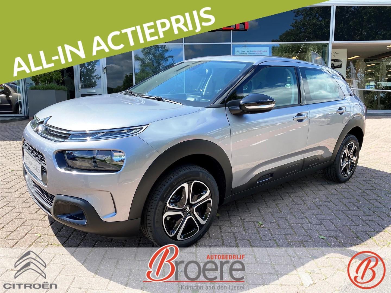 Citroën C4 cactus 1.2 puretech 110pk s&s feel