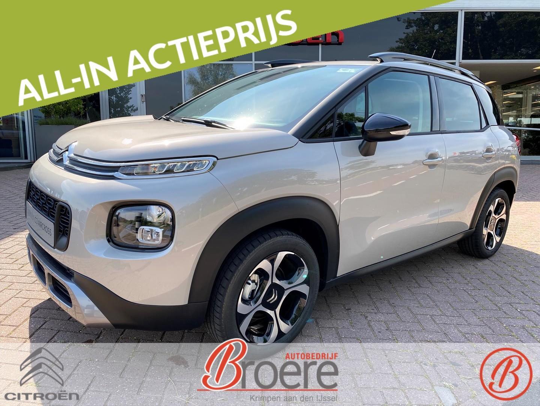 Citroën C3 aircross 1.2pt 110pk s&s business stoelverwarming