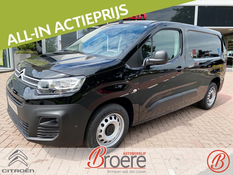 Citroën Berlingo Xl 1.5 bluehdi 100pk s&s driver