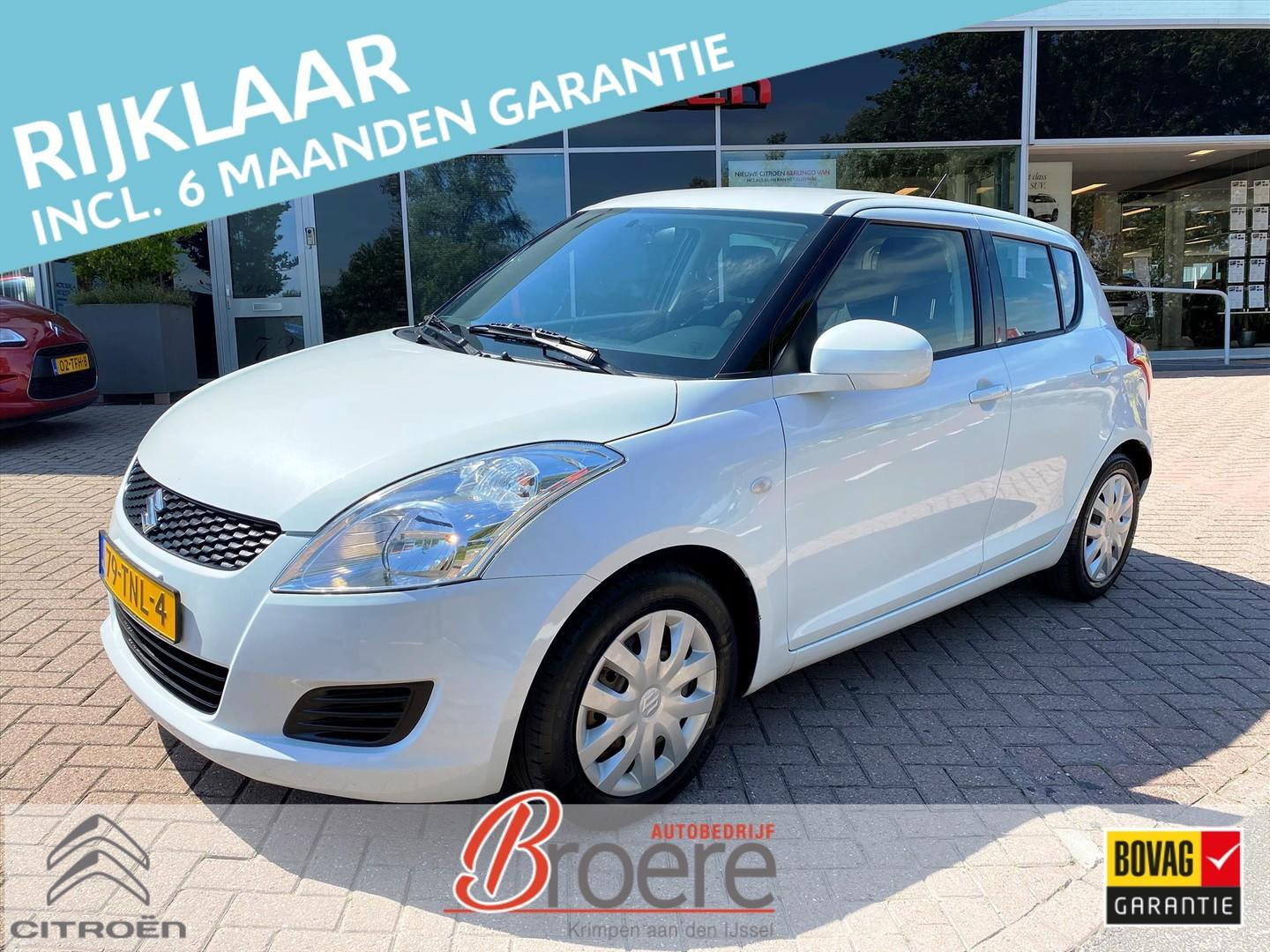 Suzuki Swift 1.2 90pk 5d comfort easss airco trekhaak