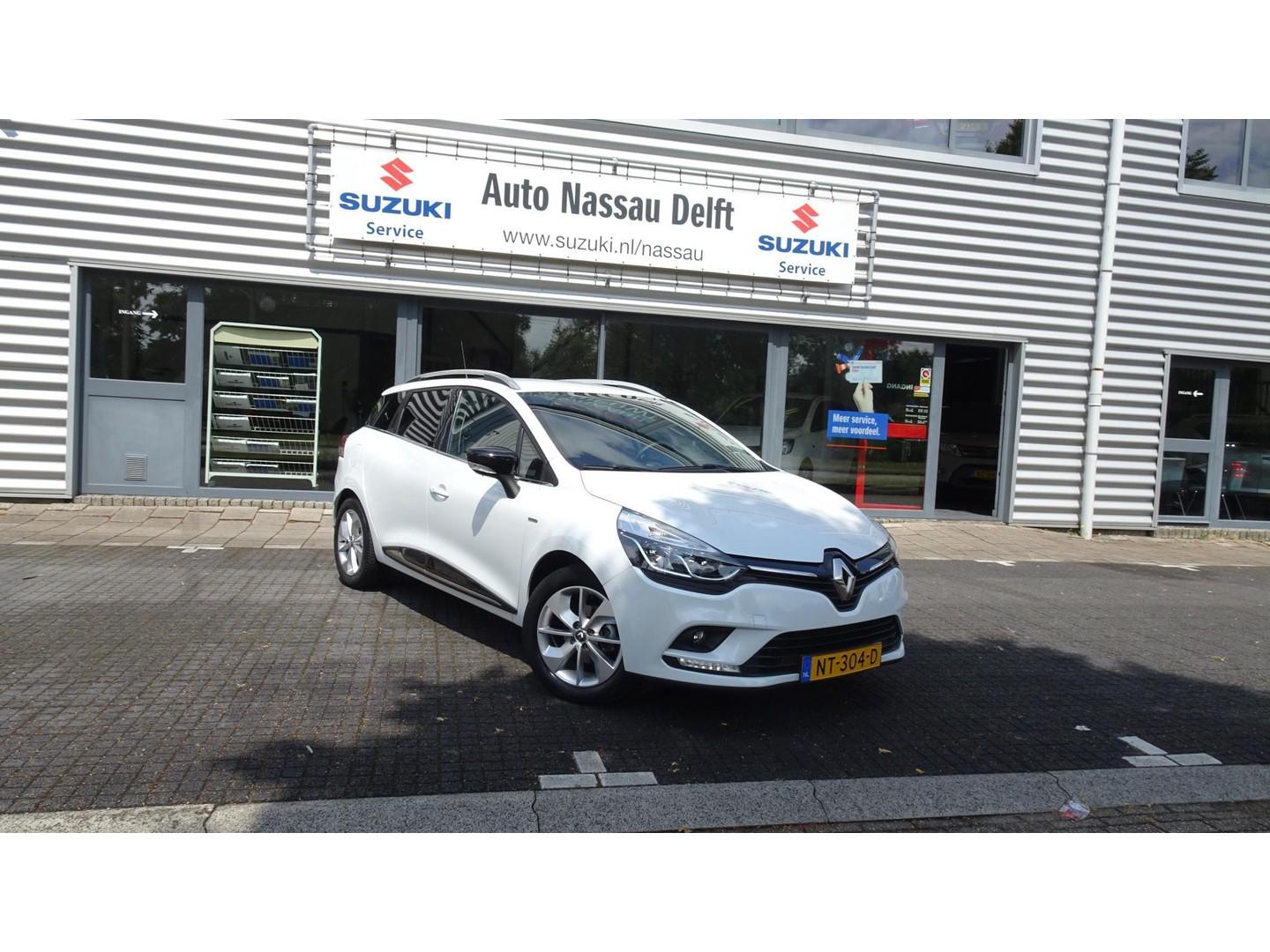 Renault Clio Estate 0.9 tce limited navi airco