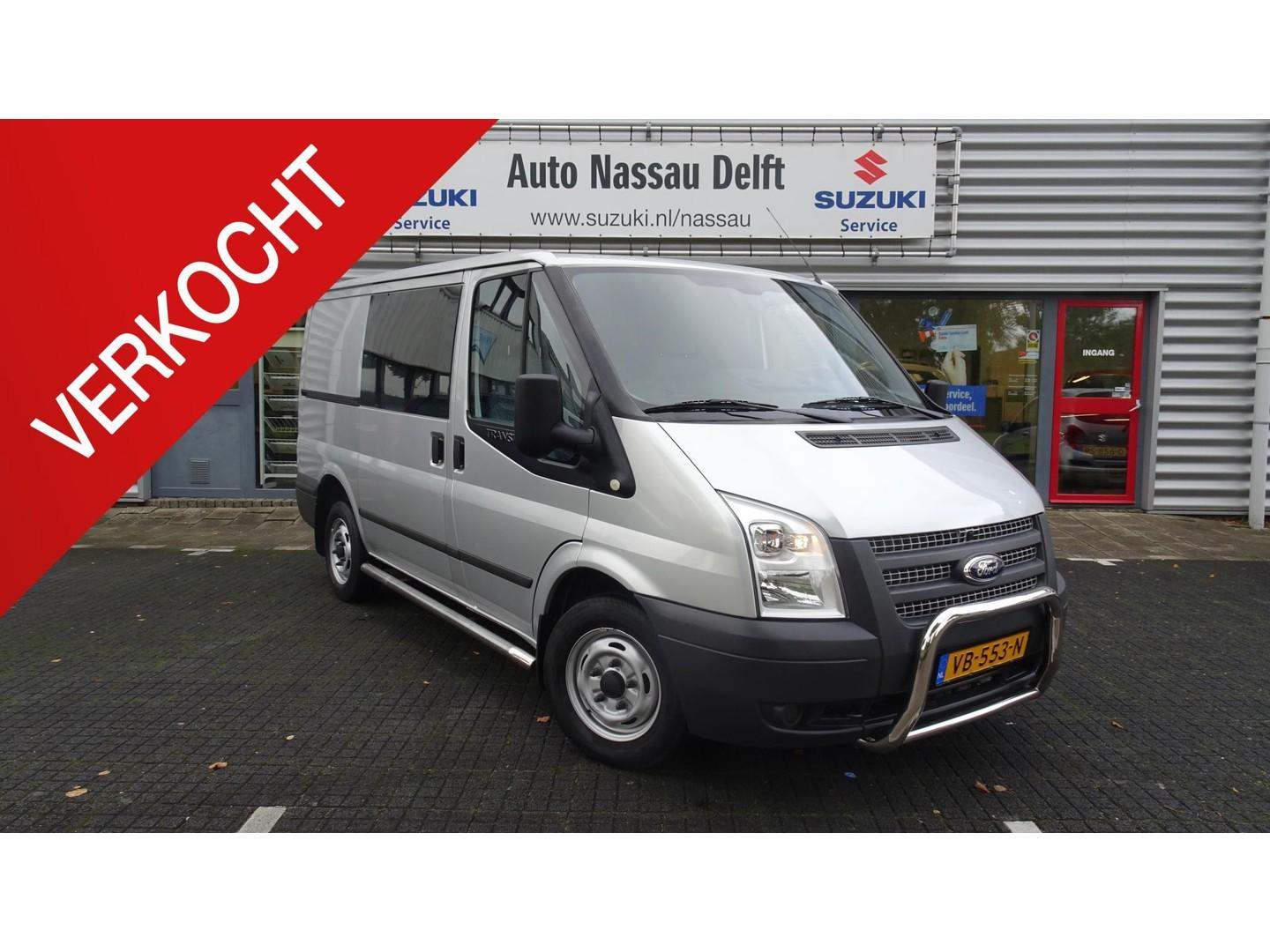 Ford Transit 260s 2.2 tdci economy edition dubbelcabine / airco