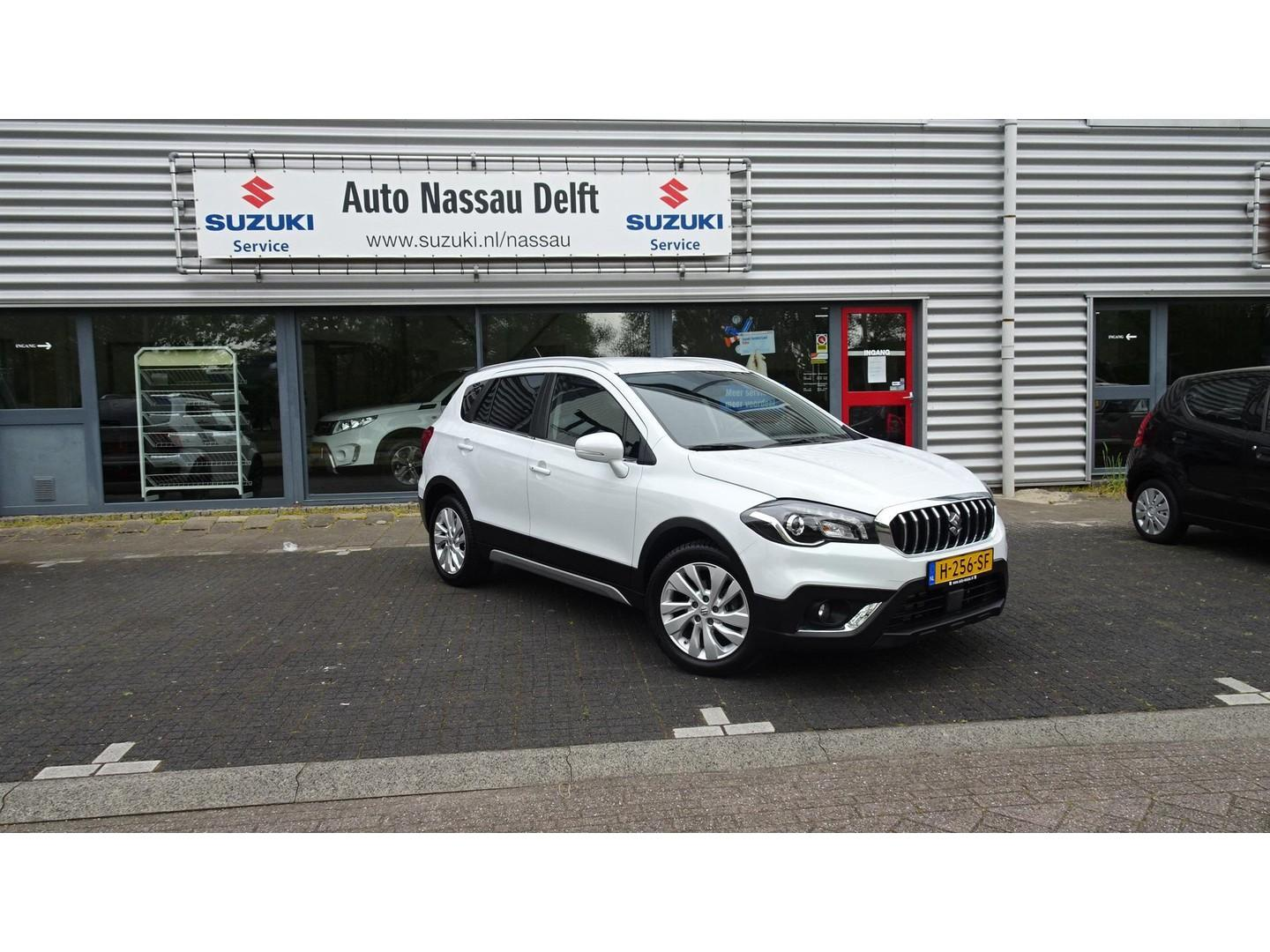 Suzuki S-cross 1.0 boosterjet exclusive airco navi automaat