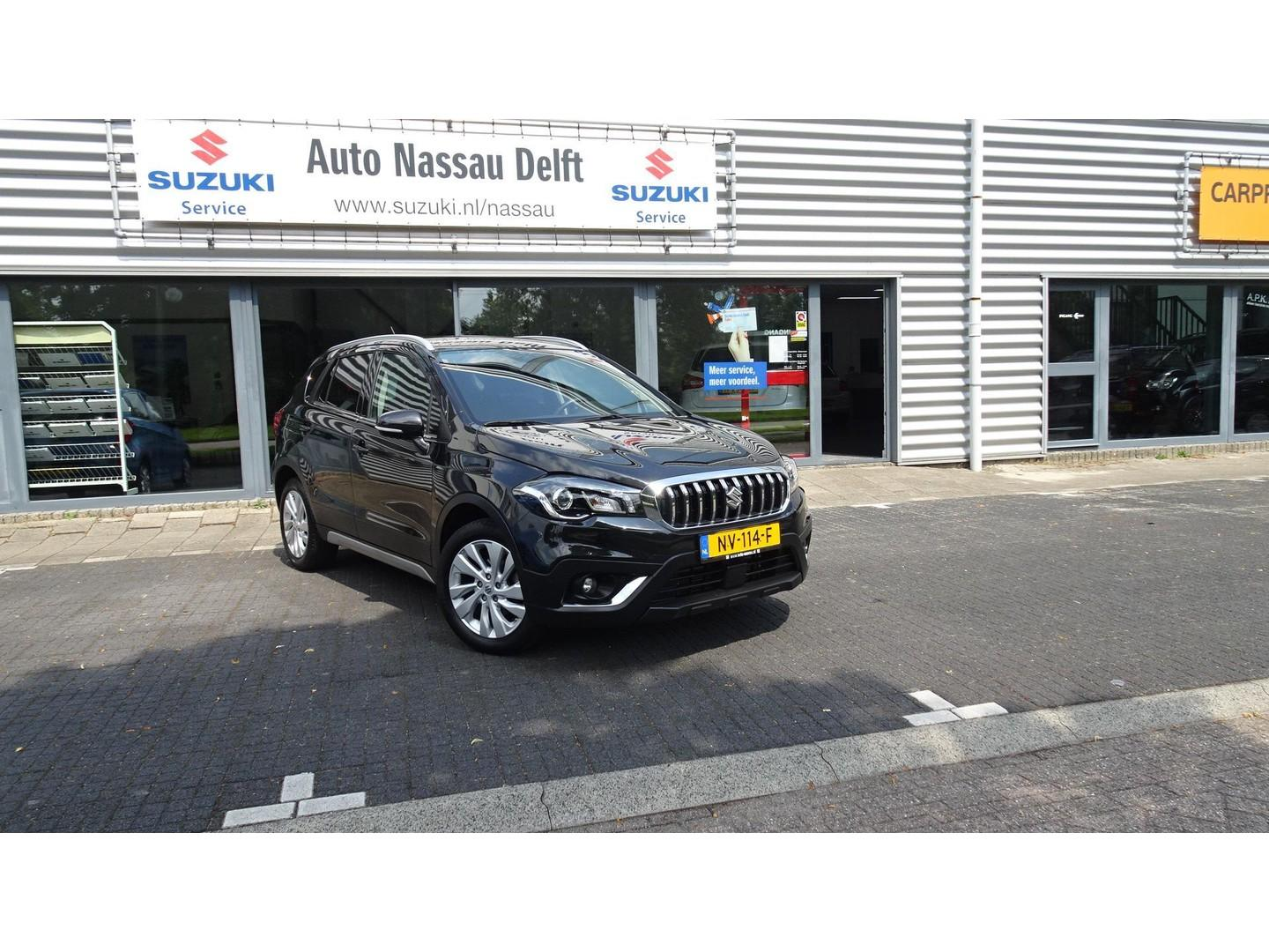Suzuki S-cross 1.0 boosterjet exclusive navi airco