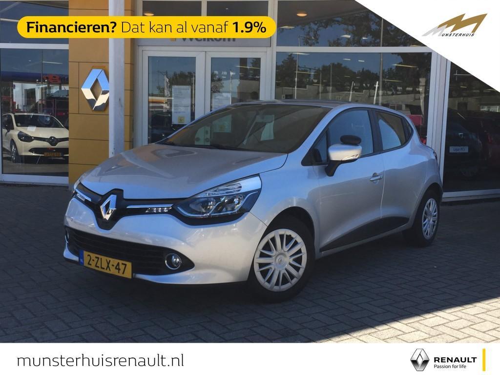 Renault Clio Dci 90pk stop en start expression
