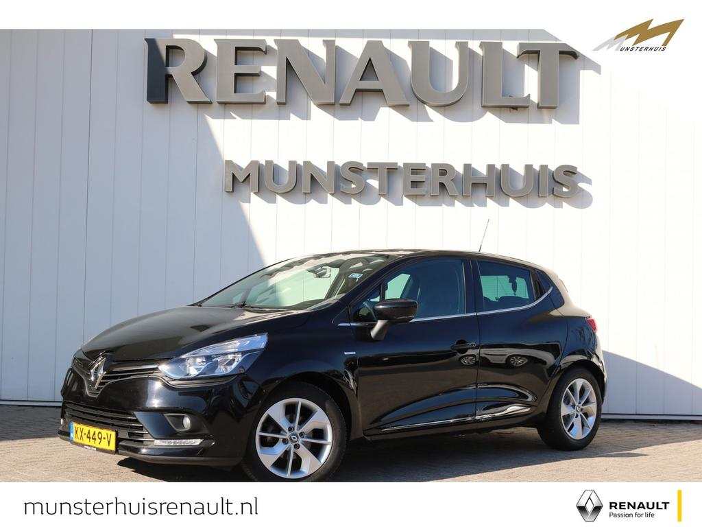 Renault Clio 1.5 dci 90pk limited