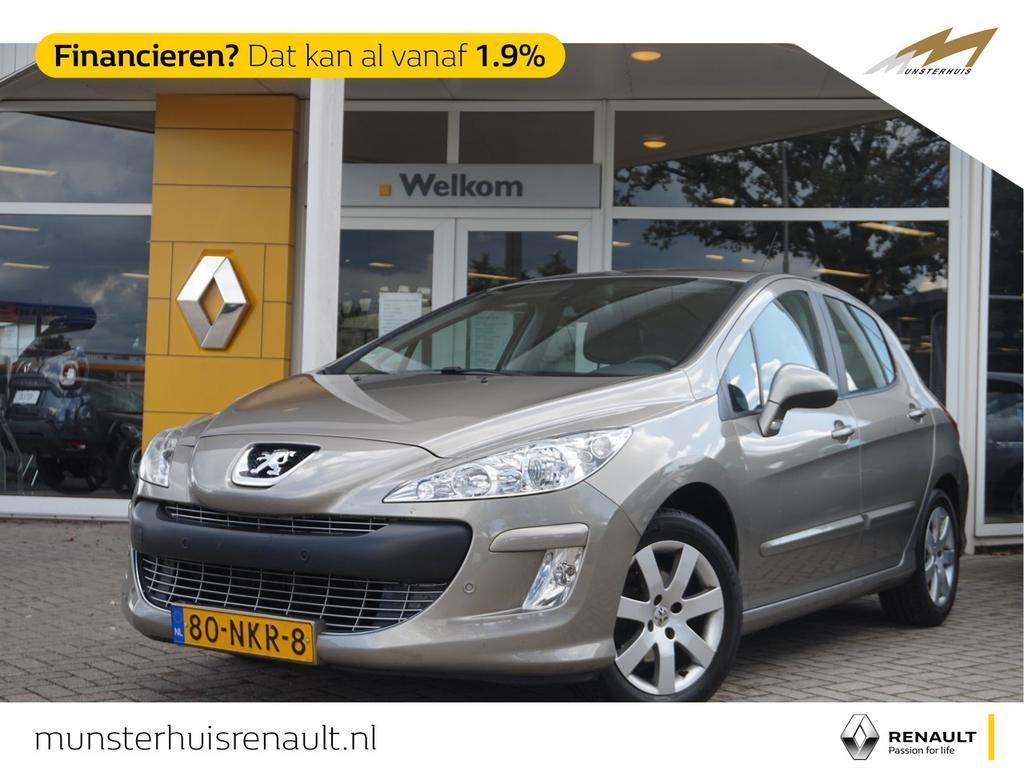 Peugeot 308 1.6 vti sublime