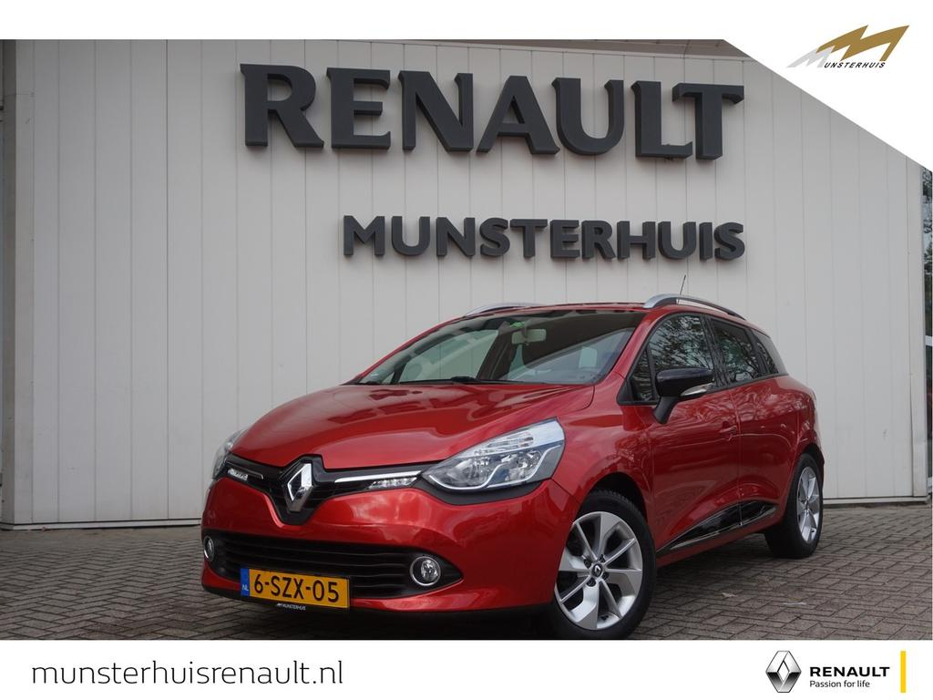 Renault Clio Estate 0.9 tce 90pk expression