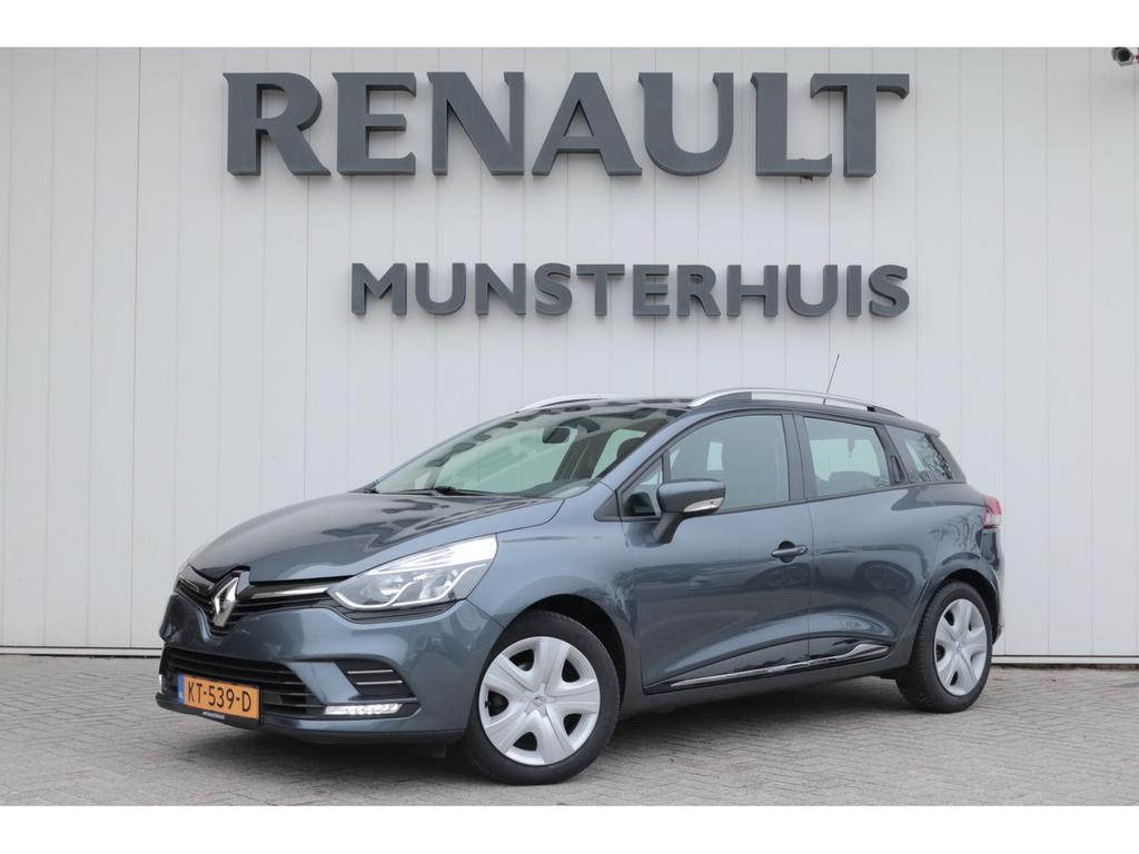 Renault Clio Estate 1.5 dci 90pk zen  - btw auto!
