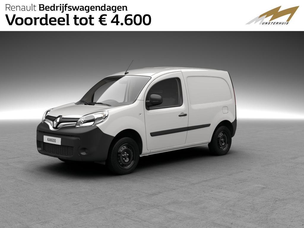 Renault Kangoo Express energy dci 75 eu6 comfort - nieuw - incl. gratis laadruimtepakket