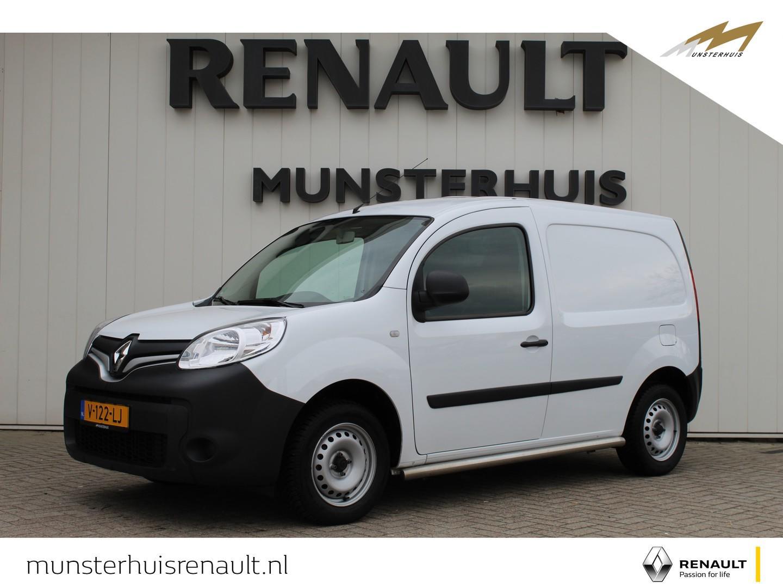 Renault Kangoo 1.5 dci 75pk comfort betimmering - sidebars - all season banden - 1e eigenaar!