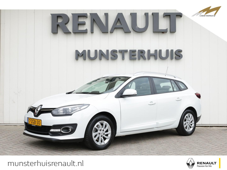 Renault Mégane Estate dci 110 expression * trekhaak * navigatie 2.0 *