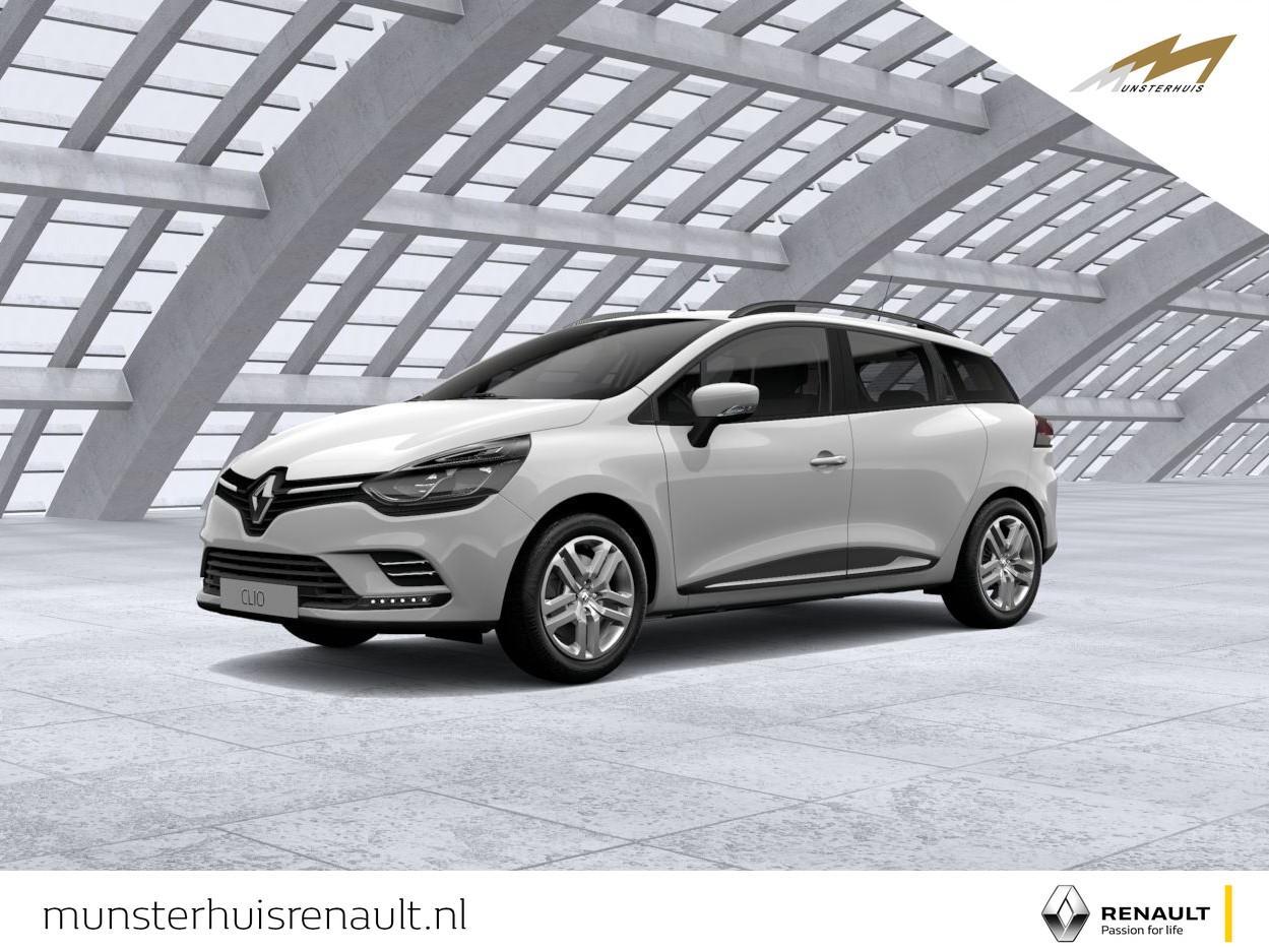 Renault Clio Estate tce 90 zen - nieuw