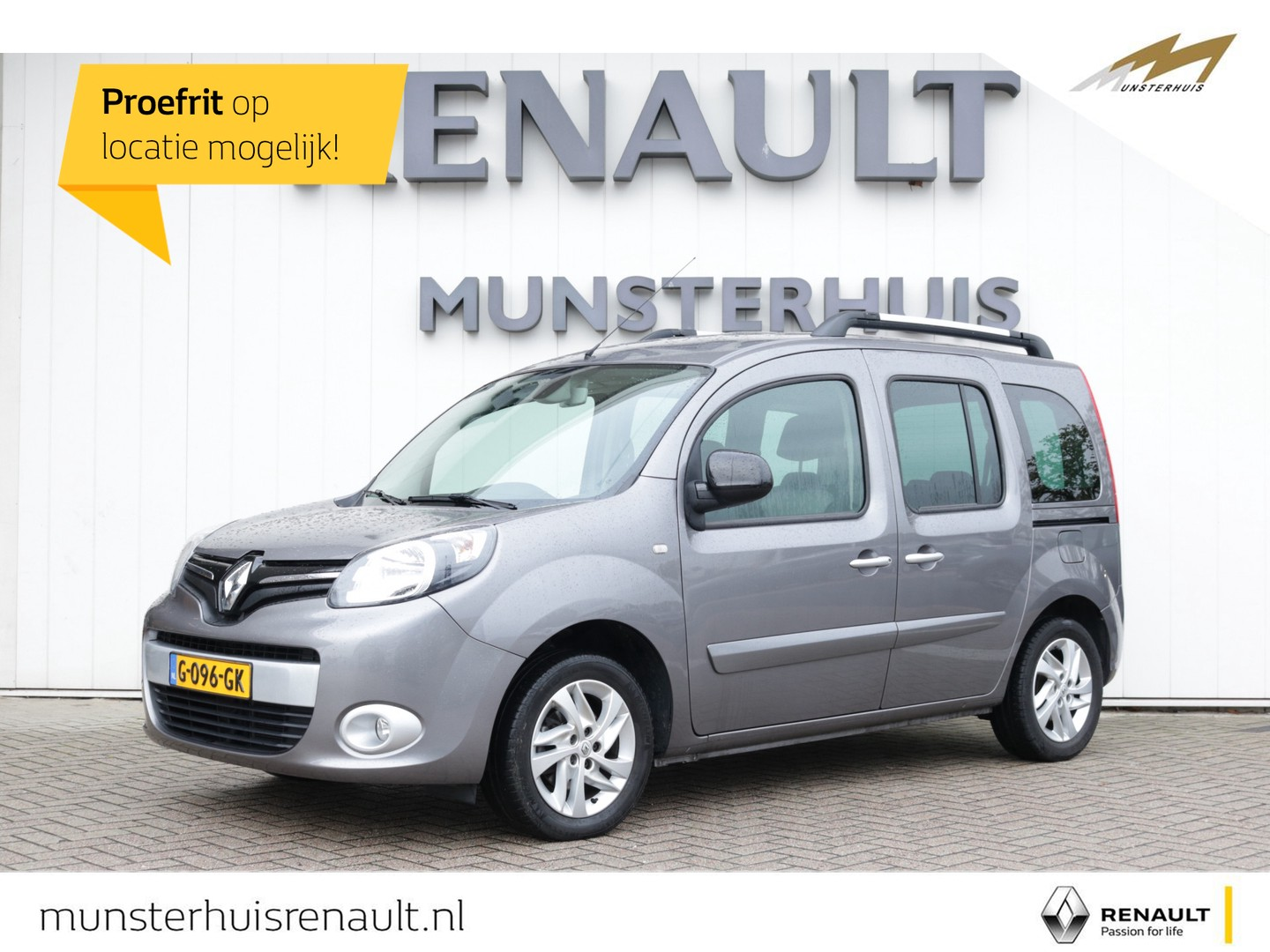 Renault Kangoo Family dci 110 limited - luxe uitvoering