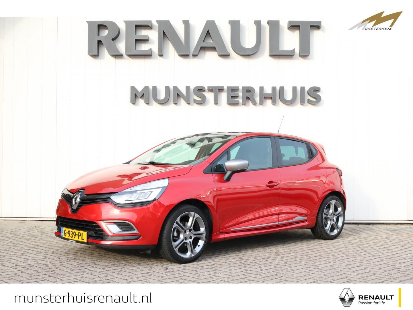 Renault Clio Tce 90 intens - gt-line pack - full options!