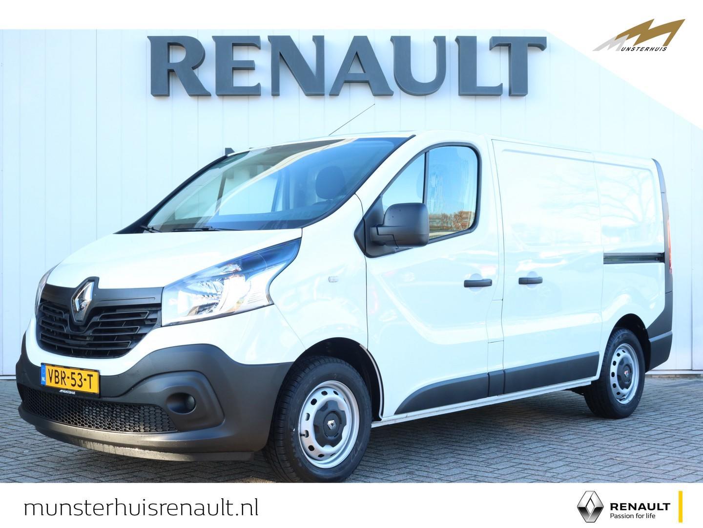 Renault Trafic Gb l1h1 t27 dci 125tt comfort eu6 - extra voordeel!