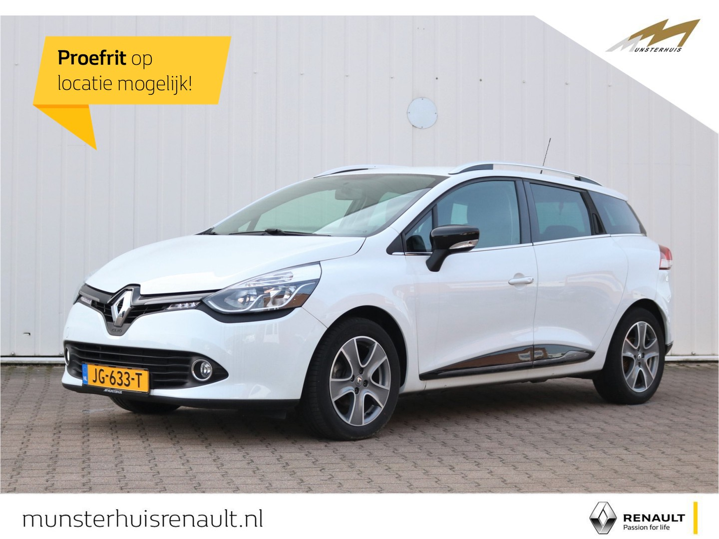 Renault Clio Estate energy tce 90 night & day