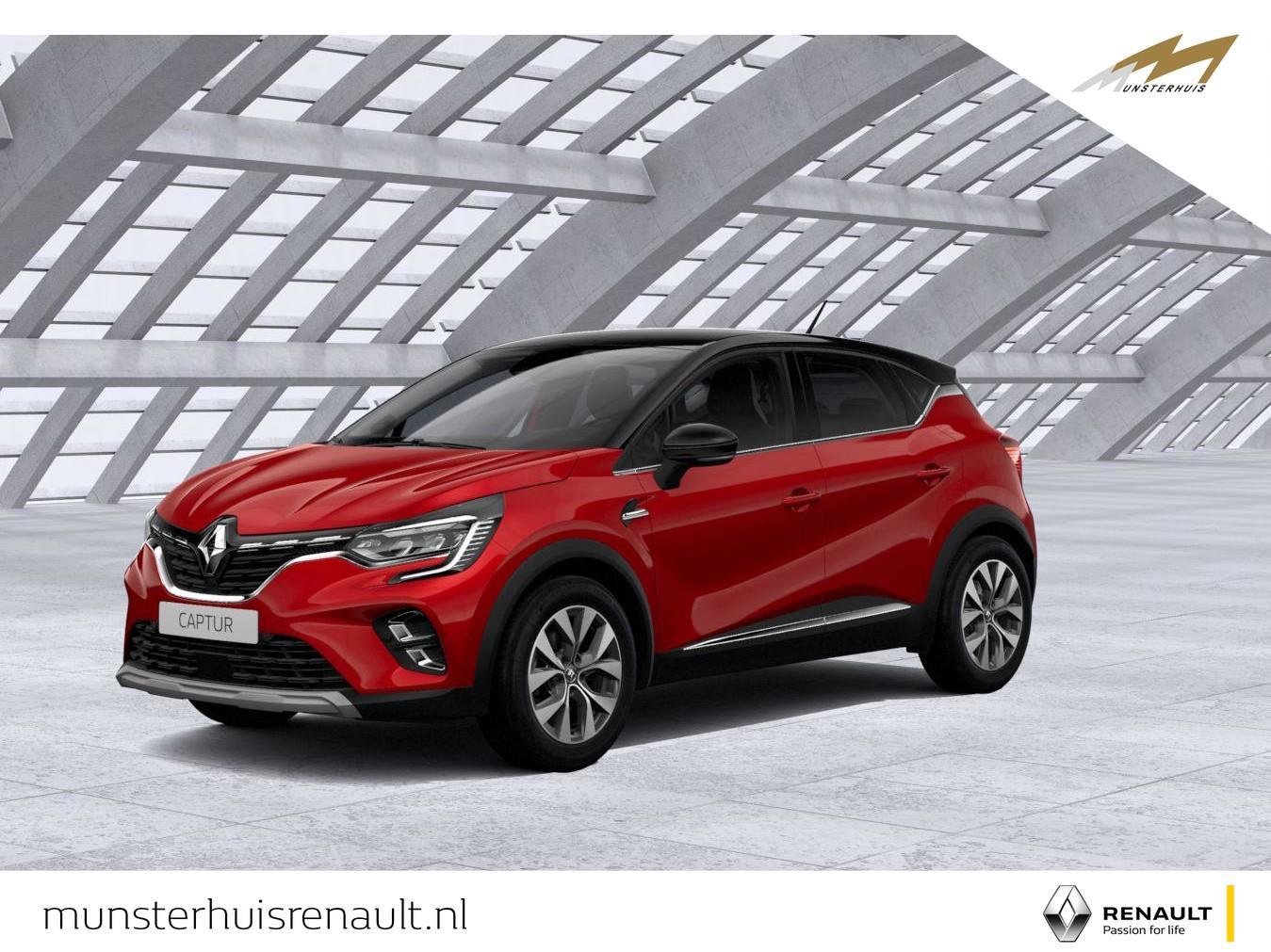 Renault Captur Tce 100 bi-fuel intens - nieuw - lpg-installatie