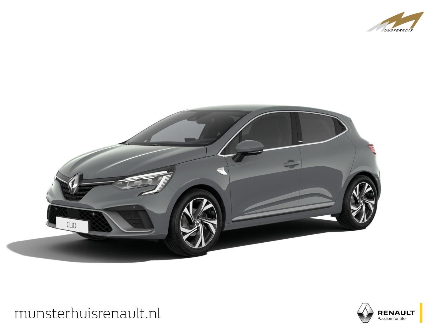 Renault Clio Hybrid 140 r.s. line - nieuw - hybride - wordt verwacht !