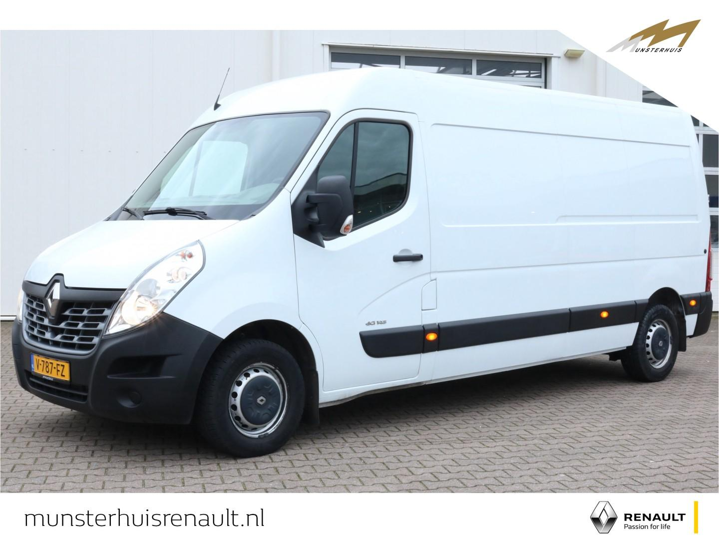Renault Master T35 2.3 dci l3h2 energy - navigatie - cruise control - airco - bluetooth -