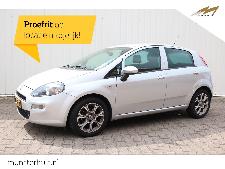 Fiat Punto evo 0.9 twinair 100pk lounge