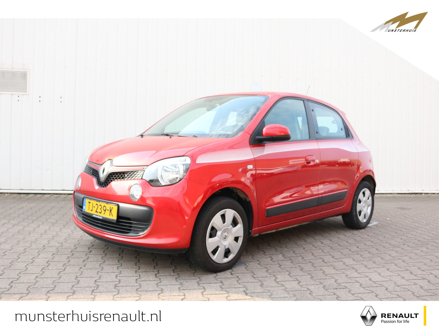 Renault Twingo Sce 70 collection - r&go - all-season banden