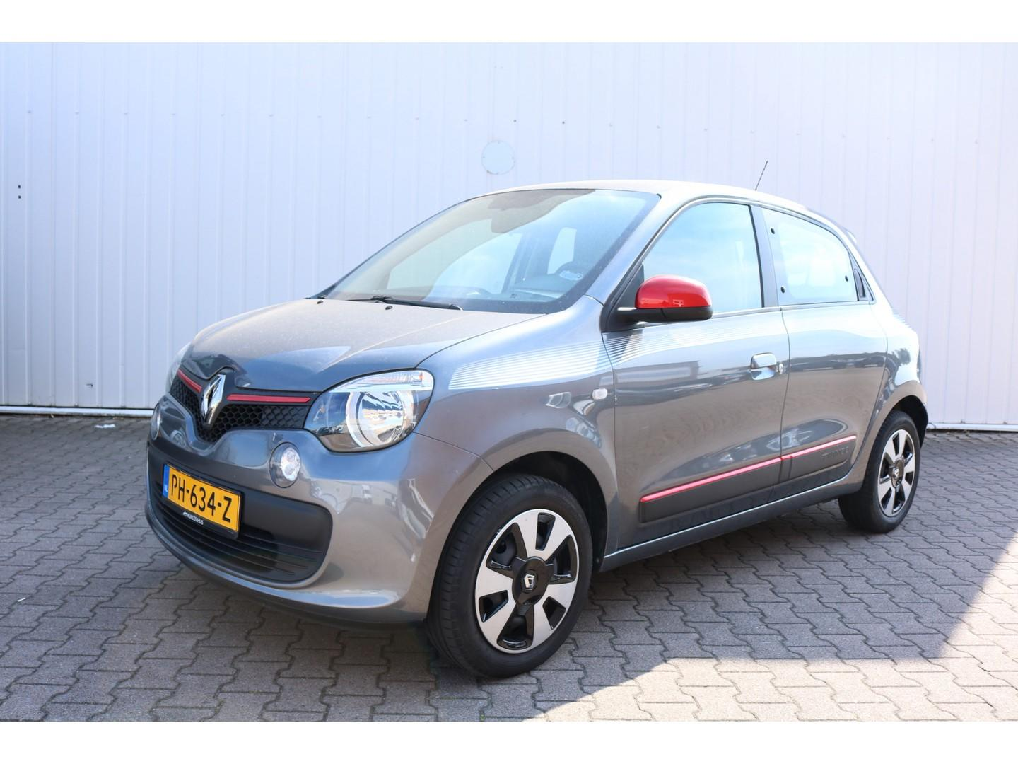 Renault Twingo Sce 70 collection - airco - begrenzer - telefoon houder - usb/aux/bluetooth -