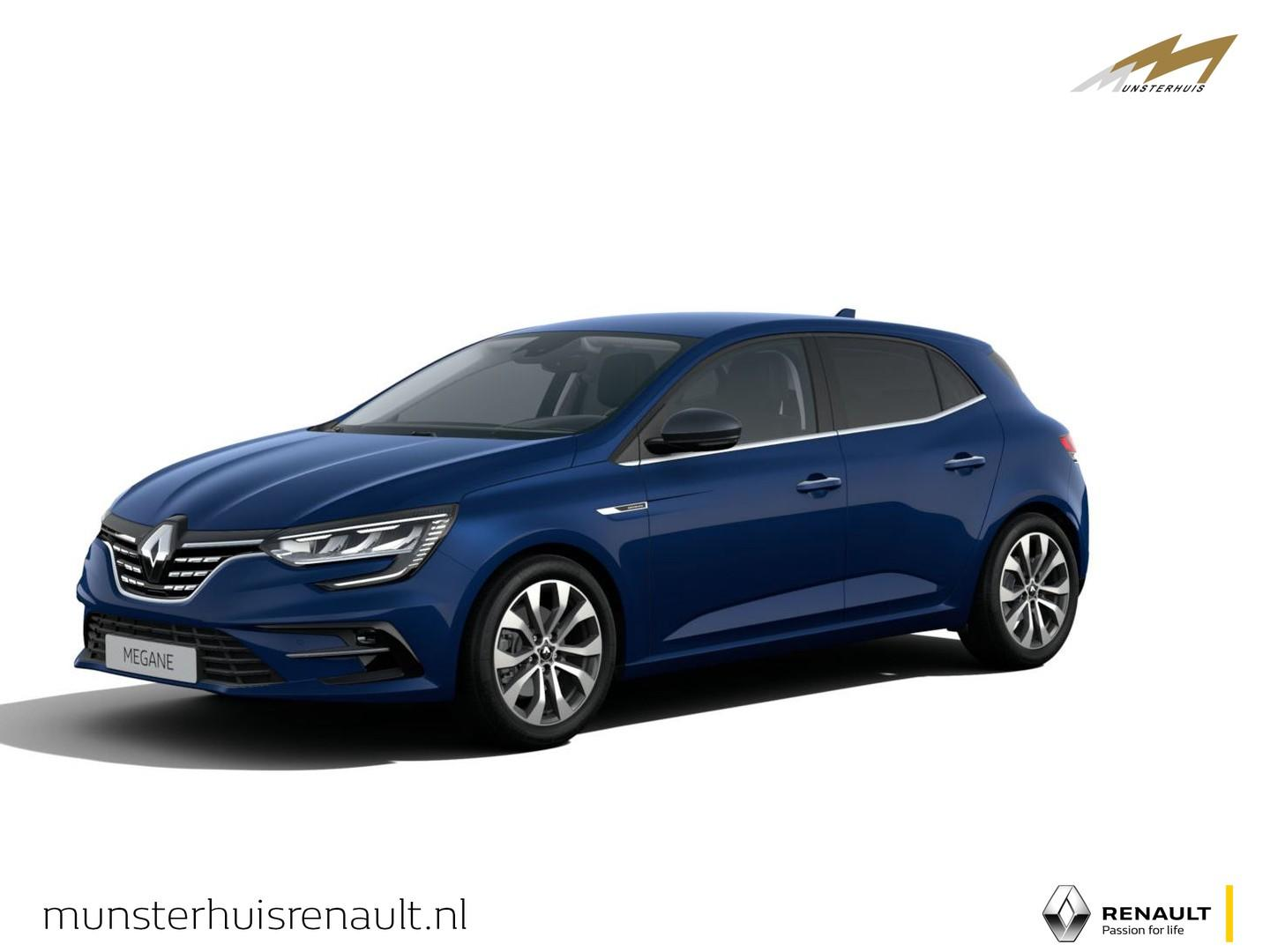 Renault Mégane Tce 140 gpf business edition one - nieuw model