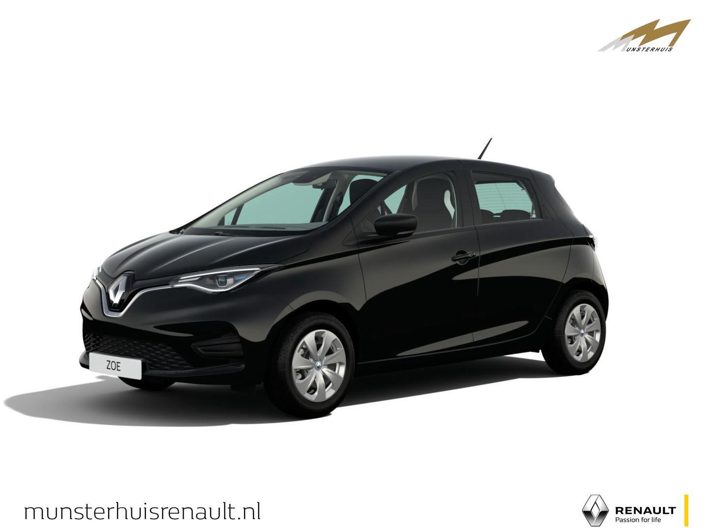 Renault Zoe R110 life z.e. 50 - batterijhuur - nieuw