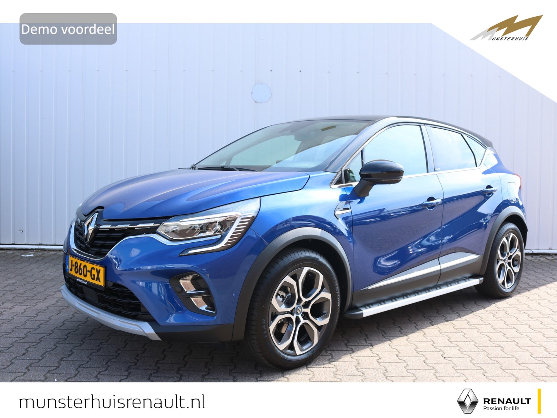 Renault Captur Plug-in hybrid 160 edition one - demo - hybride