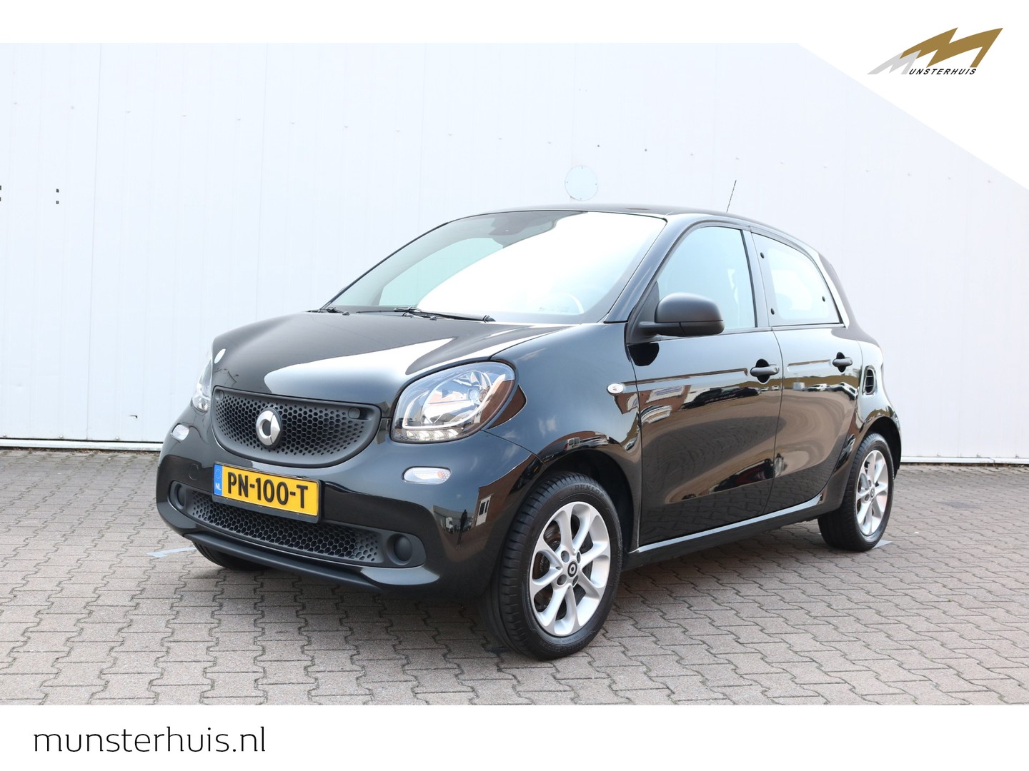 Smart Forfour 1.0 70pk pure