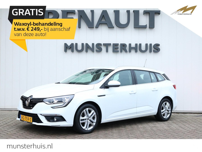 Renault Mégane Estate dci 110 zen - vier seizoenenbanden - navigatie - cruise control - airco -