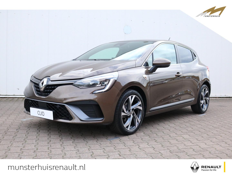 Renault Clio Tce 100 r.s. line - nieuw