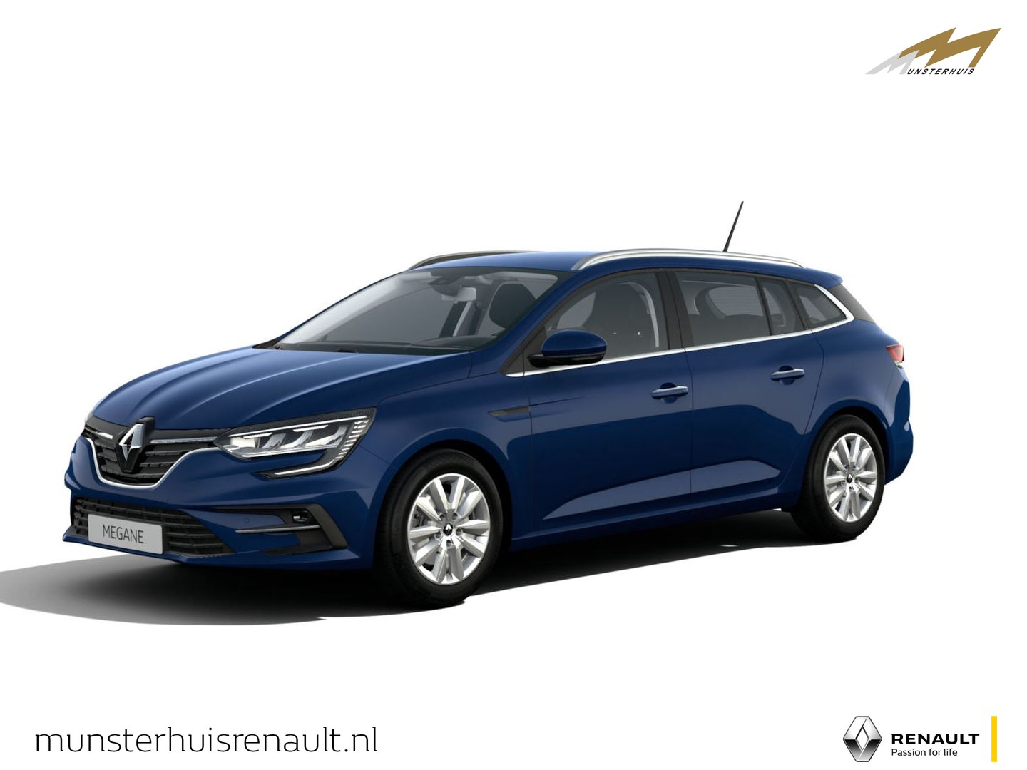 Renault Mégane Estate tce 140 gpf business zen - nieuw