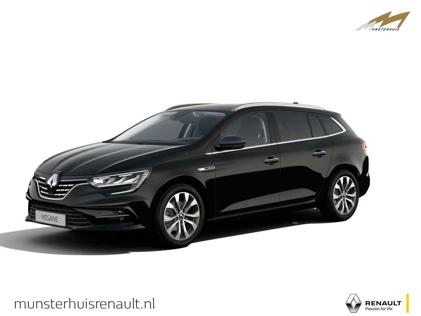 Renault Mégane Estate tce 160 edc gpf business edition one - nieuw - automaat